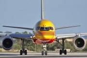 D-ALEA - DHL Cargo Boeing 757-200F aircraft