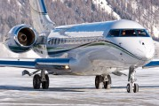 N375WB - Private Bombardier BD-700 Global 5000 aircraft