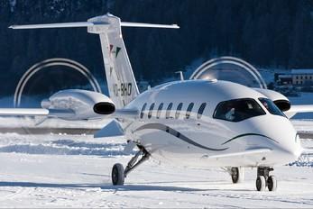 VQ-BHO - Private Piaggio P.180 Avanti I & II