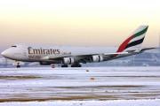 N497MC - Emirates Sky Cargo Boeing 747-400F, ERF aircraft