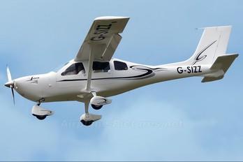 G-SIZZ - Private Jabiru J400