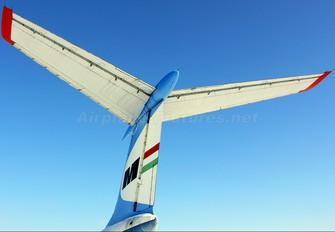 HA-LBE - Malev Tupolev Tu-134A