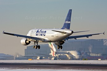 AP-BIE - Air Blue Airbus A319