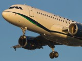 SX-OAU - Olympic Airlines Airbus A320 aircraft