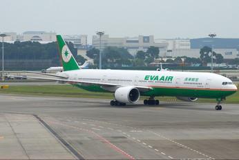 B-16713 - Eva Air Boeing 777-300ER