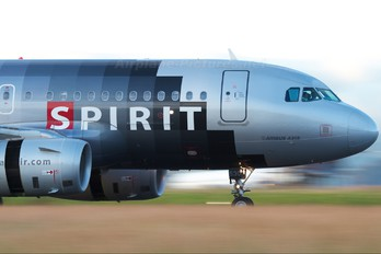 N530NK - Spirit Airlines Airbus A319