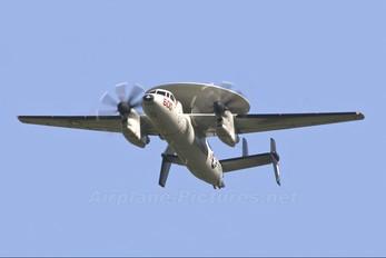 165300 - USA - Navy Grumman E-2C Hawkeye