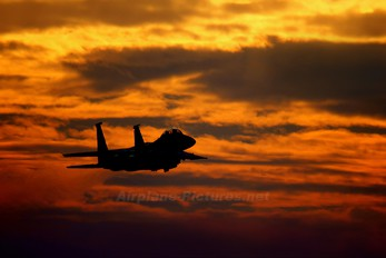 91-0316 - USA - Air Force McDonnell Douglas F-15E Strike Eagle
