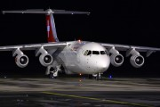 HB-IYR - Swiss British Aerospace BAe 146-300/Avro RJ100 aircraft