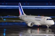 F-HBXI - Air France - Regional Embraer ERJ-170 (170-100) aircraft