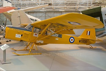 WE600 - Royal Air Force Auster T.7
