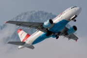 OE-LDF - Austrian Airlines/Arrows/Tyrolean Airbus A319 aircraft
