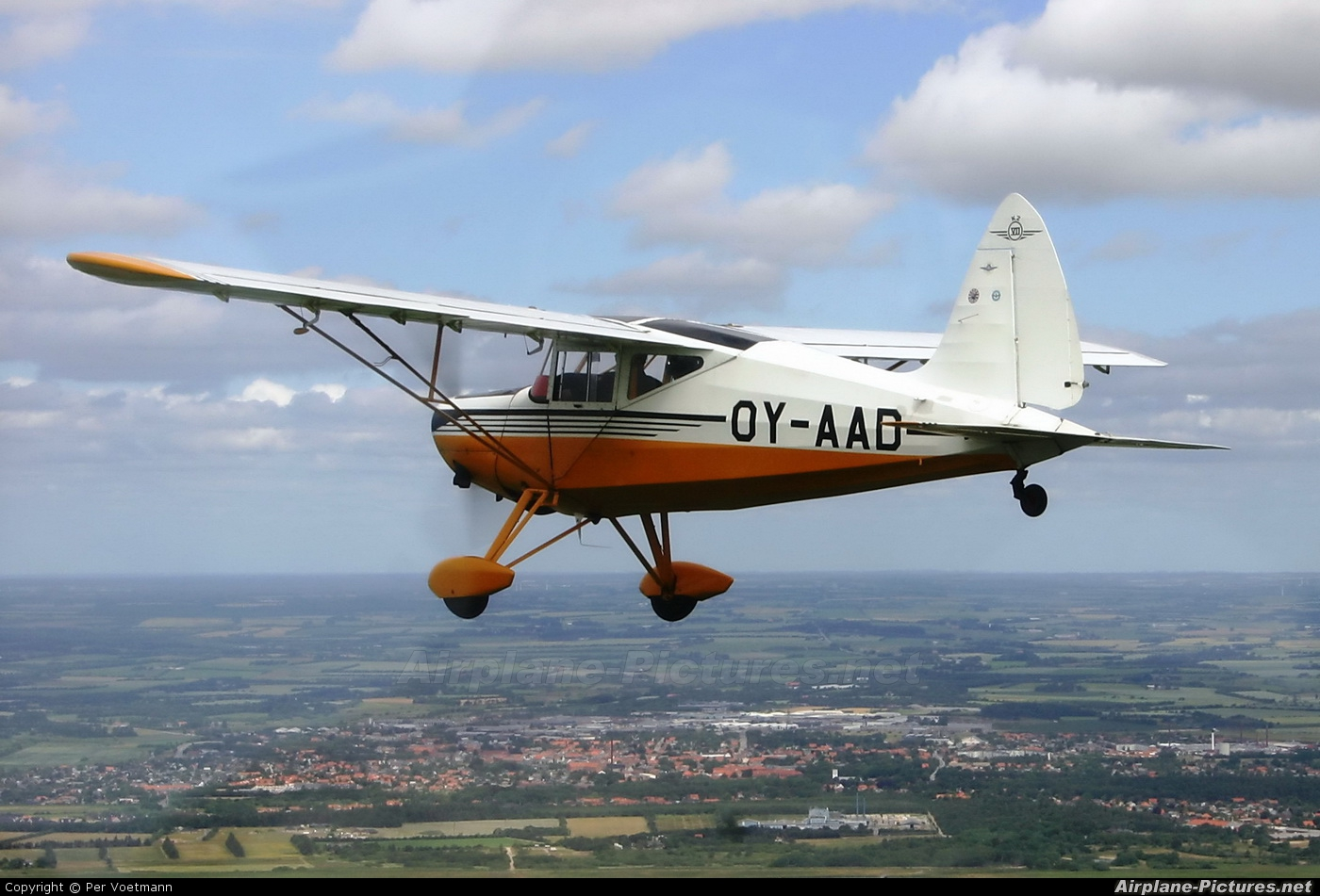 Private OY-AAD aircraft at In Flight - Denmark