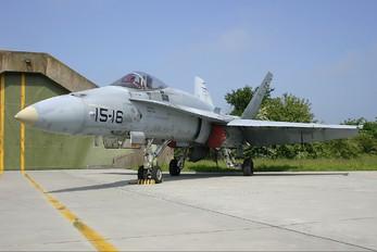 C.15-29 - Spain - Air Force McDonnell Douglas EF-18A Hornet