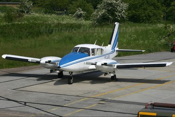 SE-KRL - Private Piper PA-23 Aztec
