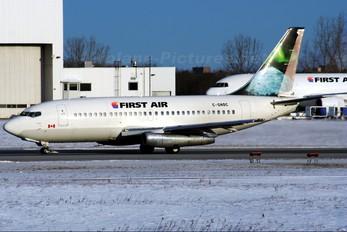 C-GNDC - First Air Boeing 737-200