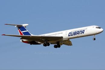 CU-T1284 - Cubana Ilyushin Il-62 (all models)