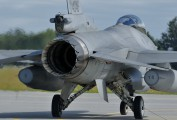 4046 - Poland - Air Force Lockheed Martin F-16C block 52+ Jastrząb aircraft