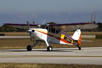 N6125D - Private Piper PA-22 Caribbean