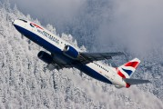 G-DOCS - British Airways Boeing 737-400 aircraft