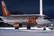 G-CELE - Jet2 Boeing 737-300 aircraft