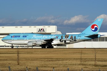 HL7488 - Korean Air Boeing 747-400