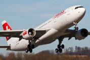 HB-IQC - Swiss Airbus A330-200 aircraft