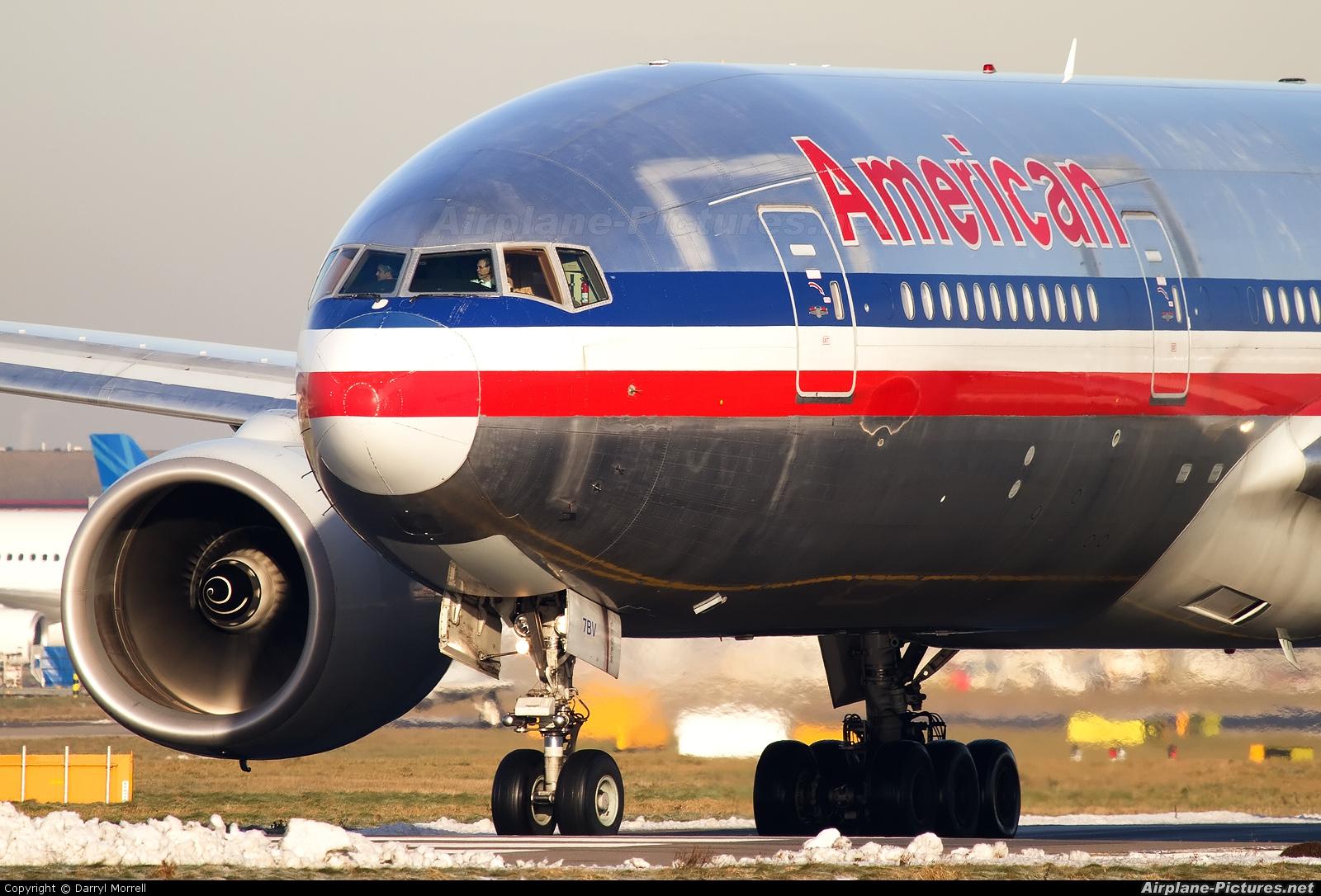 American Airlines N760AN aircraft at London - Heathrow