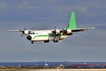 5A-DOM - Libyan Air Cargo Lockheed L-100 Hercules
