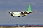5A-DOM - Libyan Air Cargo Lockheed L-100 Hercules aircraft