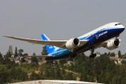 N787BA - Boeing Company Boeing 787-8 Dreamliner aircraft
