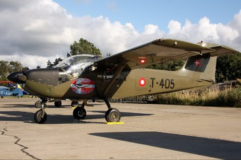 T-405 - Denmark - Air Force SAAB MFI T-17 Supporter