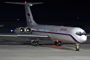 RA-86540 - Rossiya Ilyushin Il-62 (all models)