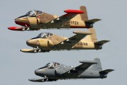 G-VPER - Private BAC 167 Strikemaster aircraft