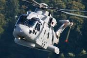 ZH838 - Royal Navy Agusta Westland AW101 111 Merlin HM.1 aircraft