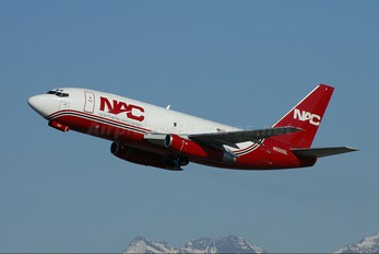 N320DL - Northern Air Cargo Boeing 737-200F
