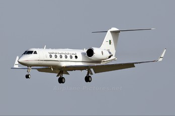 7T-VPS - Algeria - Government Gulfstream Aerospace G-IV,  G-IV-SP, G-IV-X, G300, G350, G400, G450