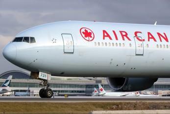 C-FITL - Air Canada Boeing 777-300ER