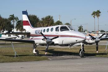 N824BC - Private Cessna 340