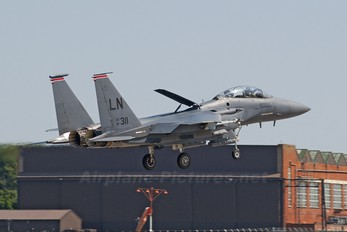 91-0311 - USA - Air Force McDonnell Douglas F-15E Strike Eagle