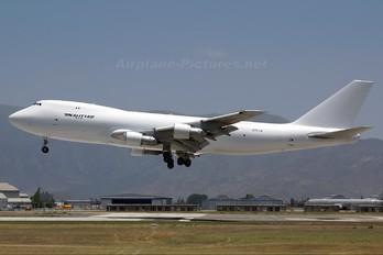 N791CK - Kalitta Air Boeing 747-200F