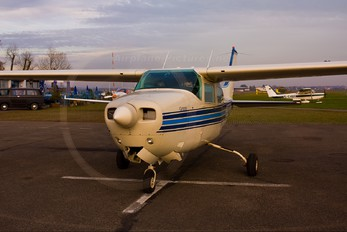 N8275M - Private Cessna 210 Centurion