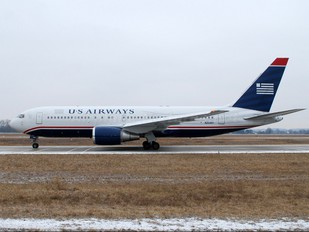 N253AY - US Airways Boeing 767-200ER