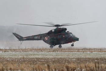 0614 - Poland - Army PZL W-3 Sokół
