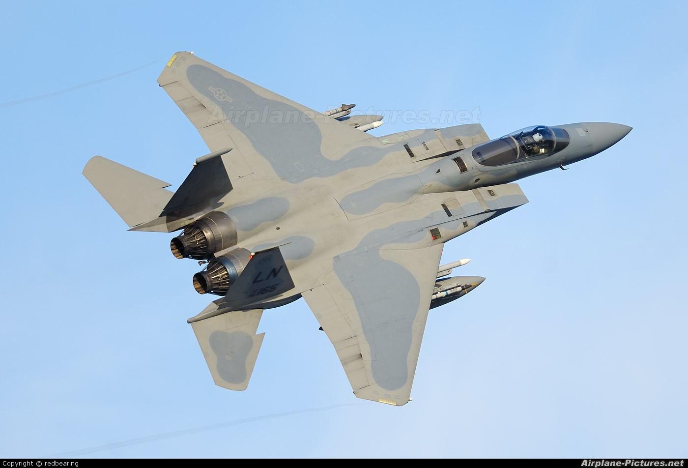 USA - Air Force 86-0165 aircraft at Lakenheath