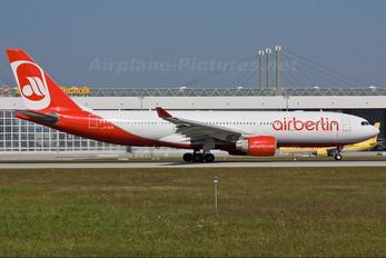 D-ALPE - Air Berlin Airbus A330-200