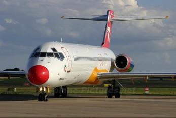 OY-JRU - Danish Air Transport McDonnell Douglas MD-87