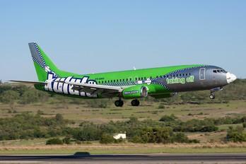 ZS-OAG - Kulula.com Boeing 737-400
