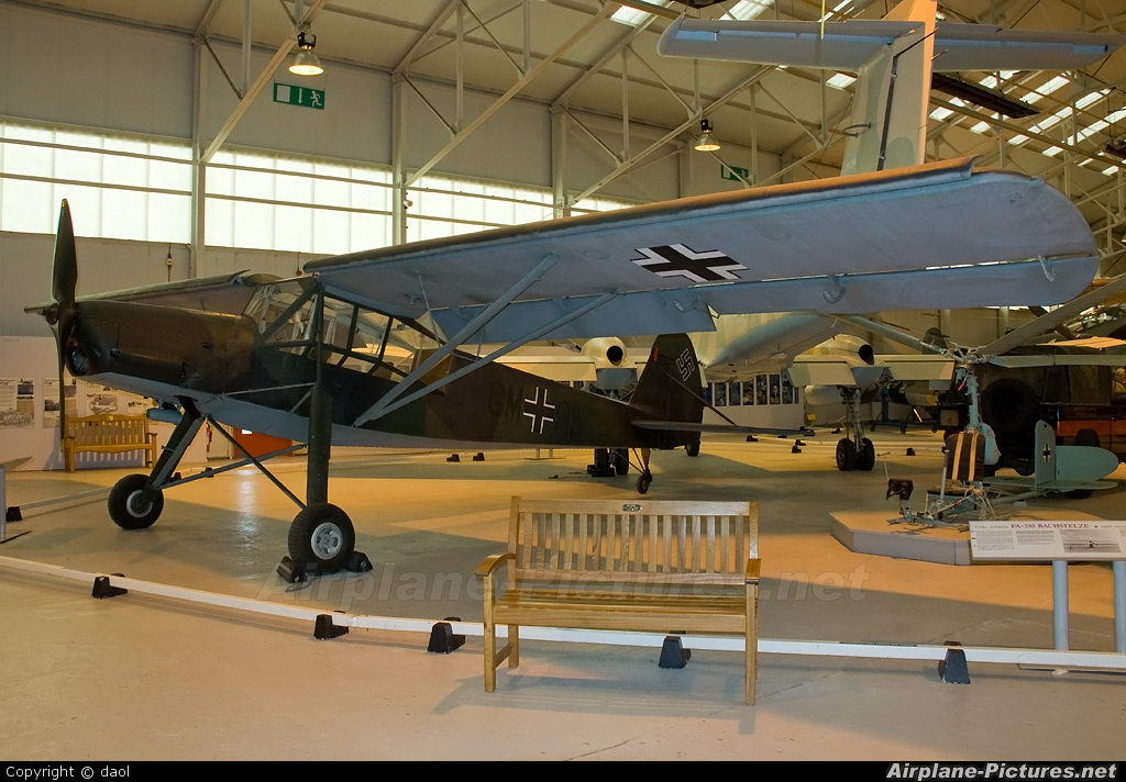 Germany - Luftwaffe (WW2) VP746 aircraft at Cosford
