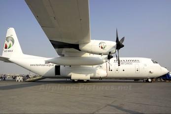A6-MAX - Maximus Air Cargo Lockheed L-100 Hercules